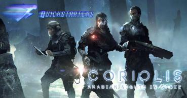 Coriolis Quickstarter Cover