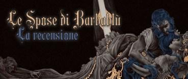 La Sposa di Barbablù Copertina Storie di Ruolo Recensione Gioco di Ruolo Modena Play 2019