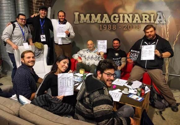Primi Re Immaginaria 2018 Storie di Ruolo Giochi di Ruolo (1)