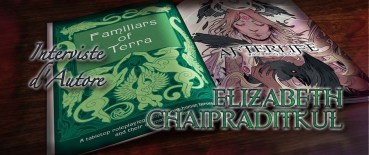 Elizabeth Chaitpraditkul Familiar of Terra Afterlife Wandering Soul Storie di Ruolo Intervista Kickstarter