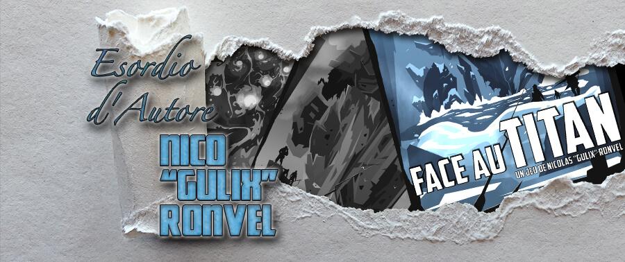 Intervista Esordio Autore Gioco di Ruolo Nico Gulix Rondel Facing the Titan Swords Without Masters Storie di Ruolo (1)