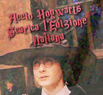 Scarica Accio Hogwarts David Somerville Edizione Italiana Storie di Ruolo Gioco di Ruolo