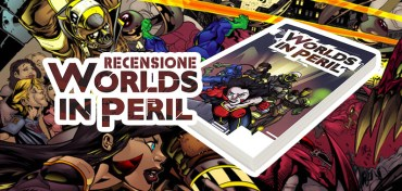 worlds in peril recensione cover
