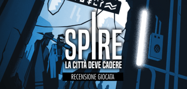 The Spire recensione cover