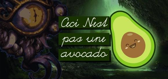 avocado e beholder cover