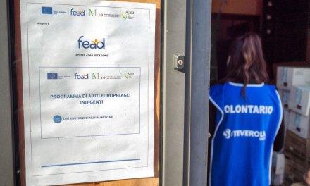 Si Teverola, dalle iniziative culturali al banco alimentare
