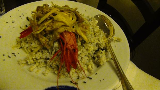 Osteria Vico Palla - Genova 8