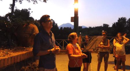vivere e morire a Pompei - scavi 3