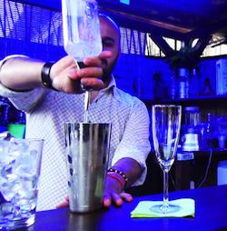 cocktail pisco sour latinflexpo 2