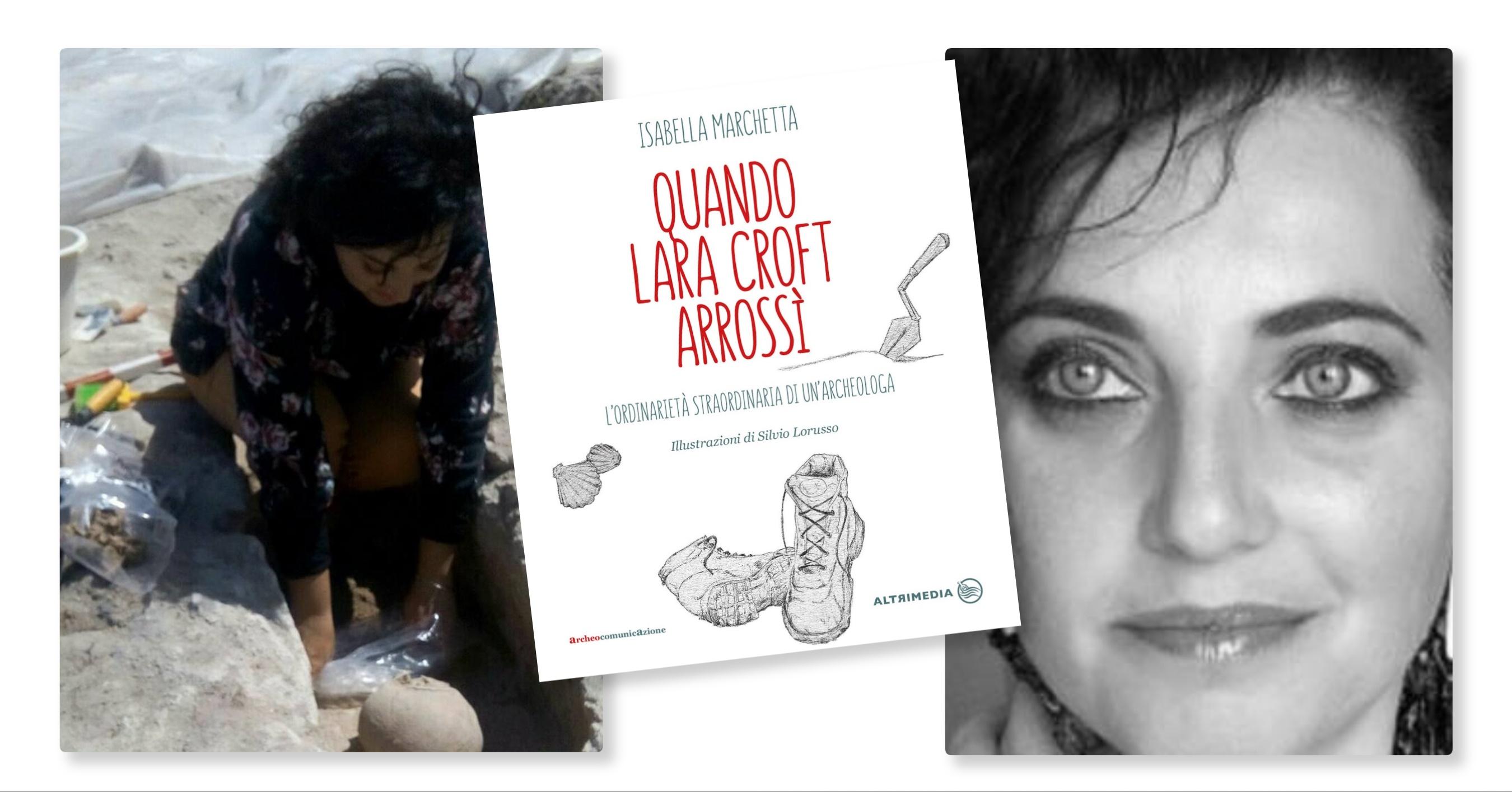 Risultati immagini per isabella Marchetta Lara Croft