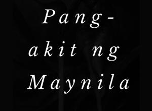 Pang-Akit Ng Maynila: Pang-Siyam