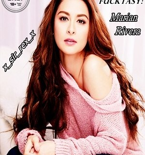 Celebrity Fucktasy: Marian Rivera III (v1)