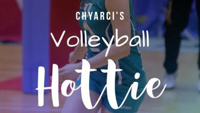 Volleyball Hottie