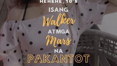 Isang Walker At Mga Mars Na Pakantot