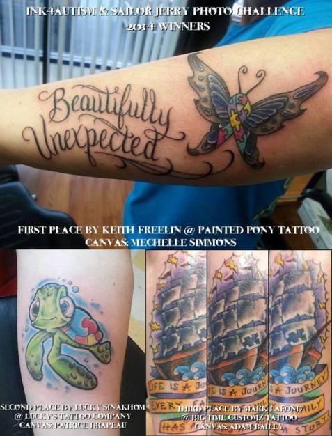 autism tatoo