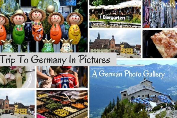 My Trip To Germany In Pictures: My German Photo Gallery
