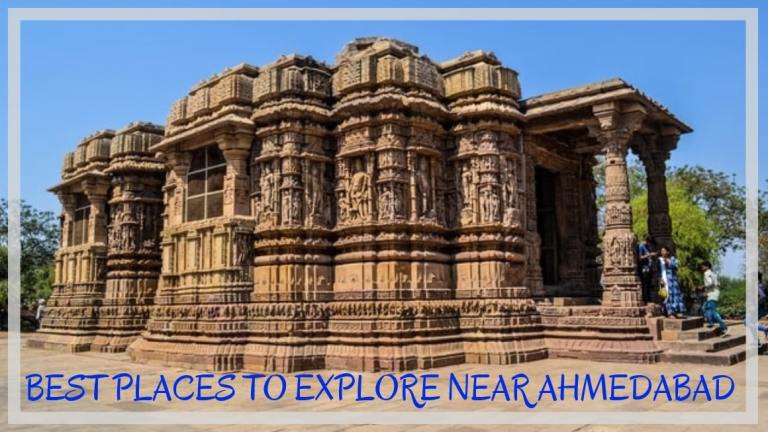 Best Places To Visit Near Ahmedabad For One Day Stories By