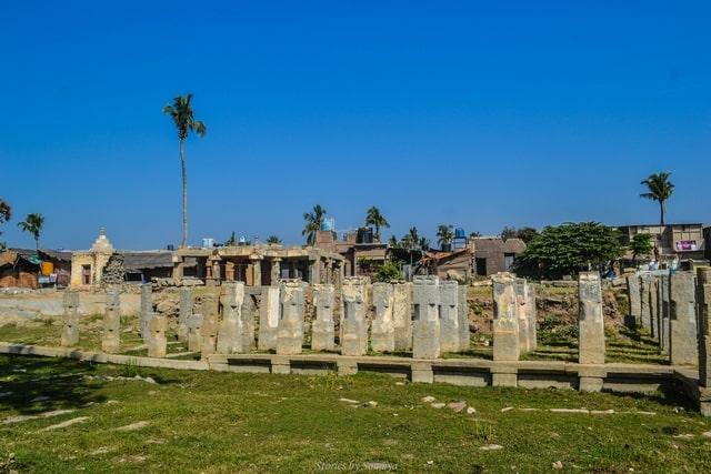 Hampi Bazaar | Virupaksha Temple of Hampi | Stories by Soumya #hampi #virupakshatemple #karnataka #incredibleindia