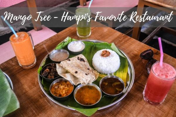 Mango Tree: Hampi's Favorite Restaurant