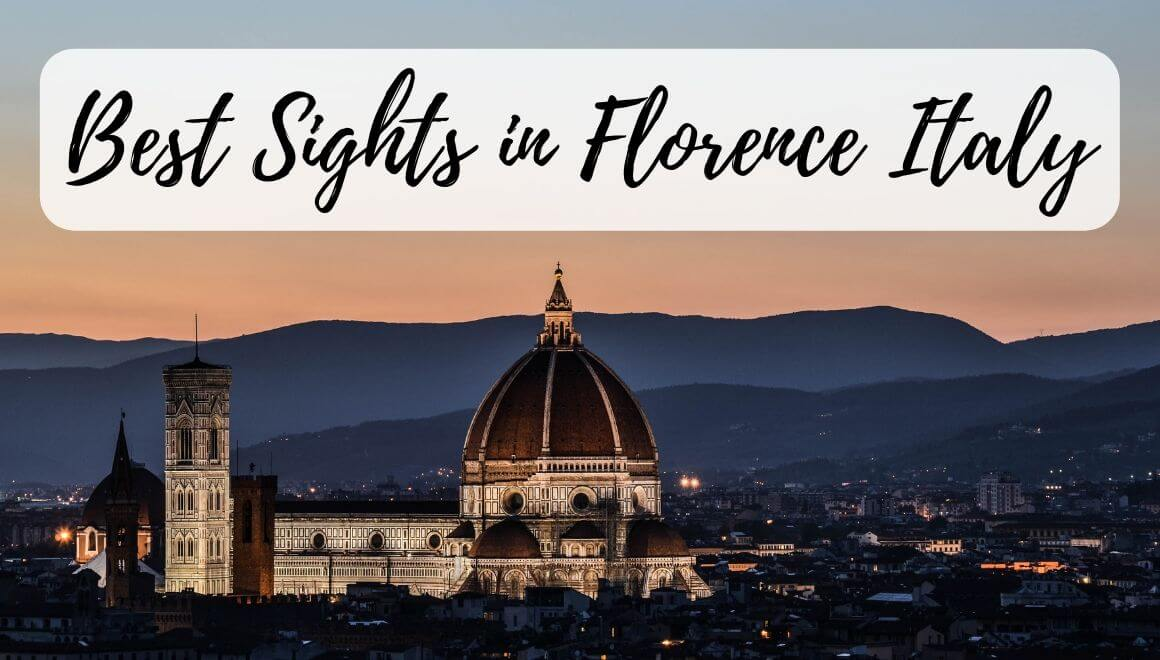 Best Sights To See In Florence On Your Florence Sightseeing Tour - STORIES BY SOUMYA