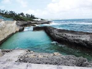 Bahamas Meerespool