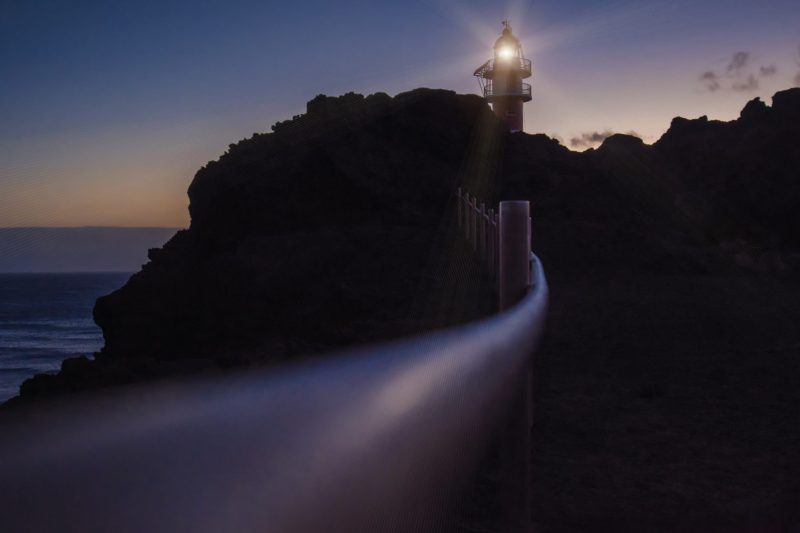 Punta de Teno lighthouse