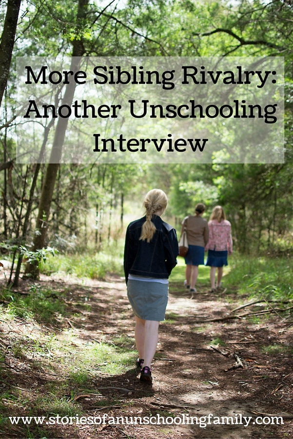 MoreSiblingRivalry-AnotherUnschoolingInterview-1