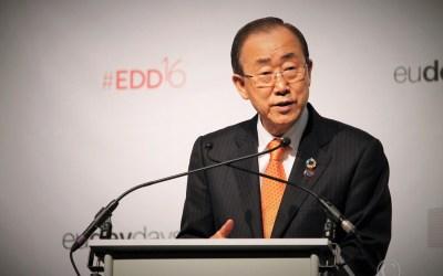 European Development Days focus on Sustainable Development Goals