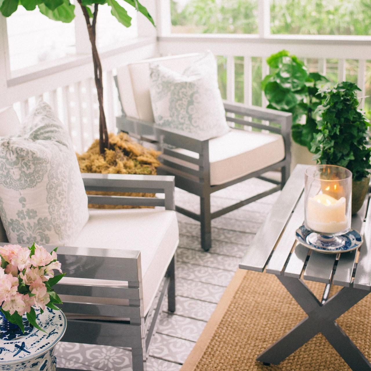 small space patio furniture stori modern