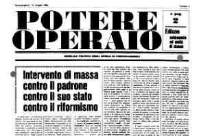 Αποτέλεσμα εικόνας για autunno operaio '69