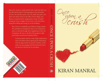 Once-upon-a-crush-book-by-kiran-manral