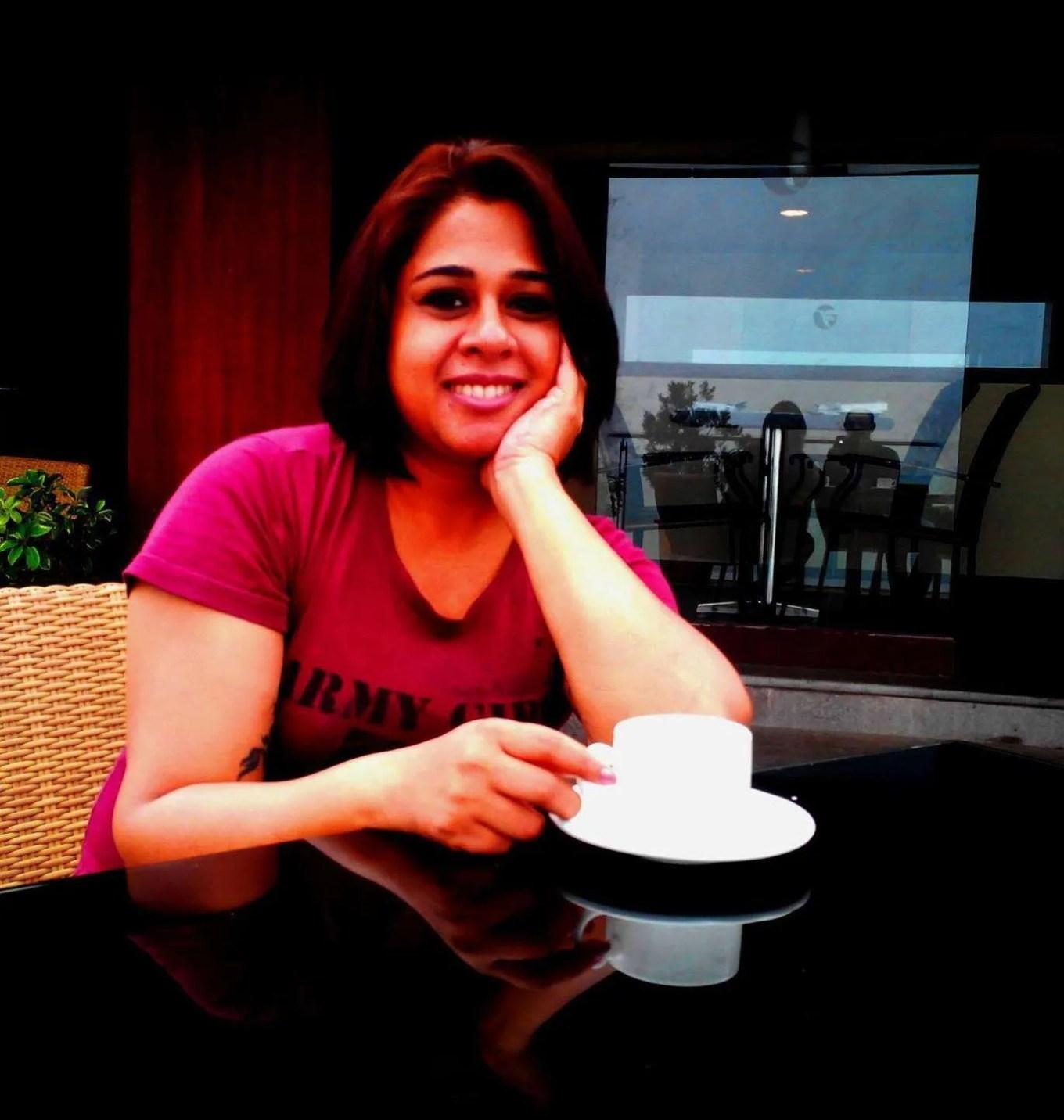 Nalini-Priyadarshni- Author