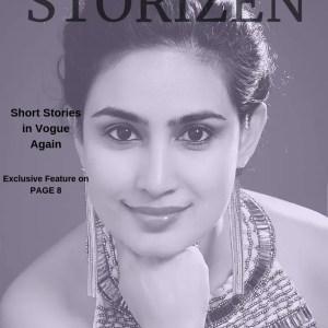 Storizen Magazine June 2019
