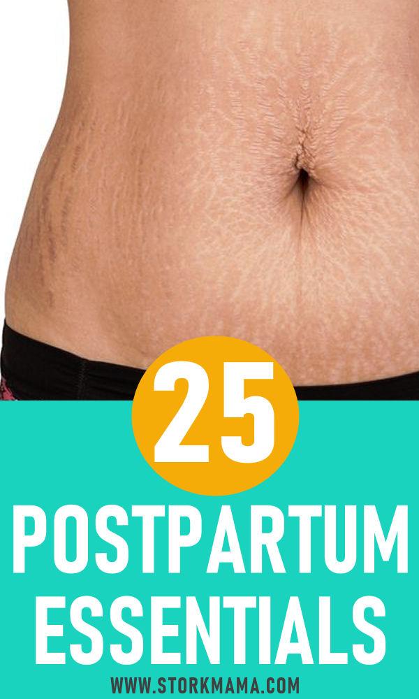 25 postpartum care essentials ultimate