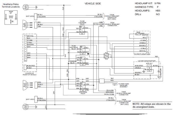 western snow plow wiring diagram f150  wire center •