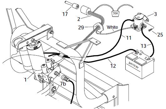 arctic snow plow wiring diagram arctic image wiring diagram for arctic snow plow the wiring on arctic snow plow wiring diagram