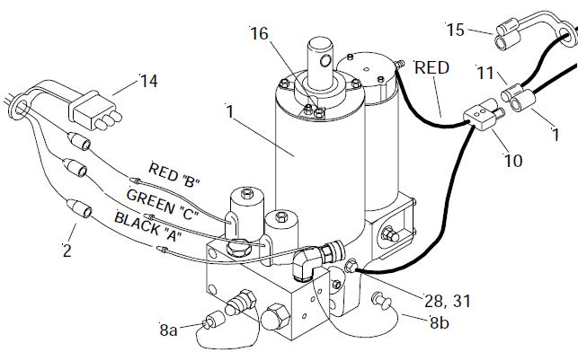 Meyers E47 Pump Wiring Diagram
