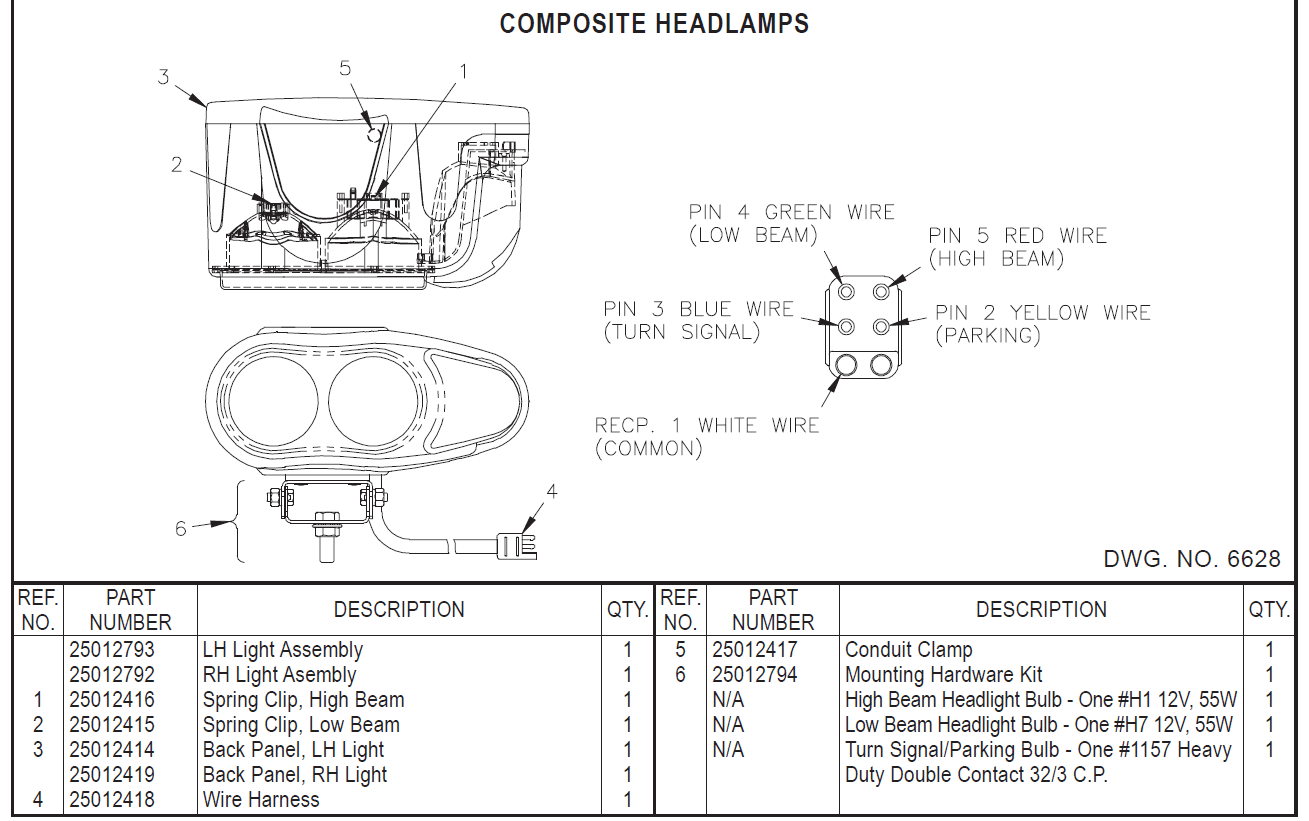 Install Boss Plow Light Wiring Diagram