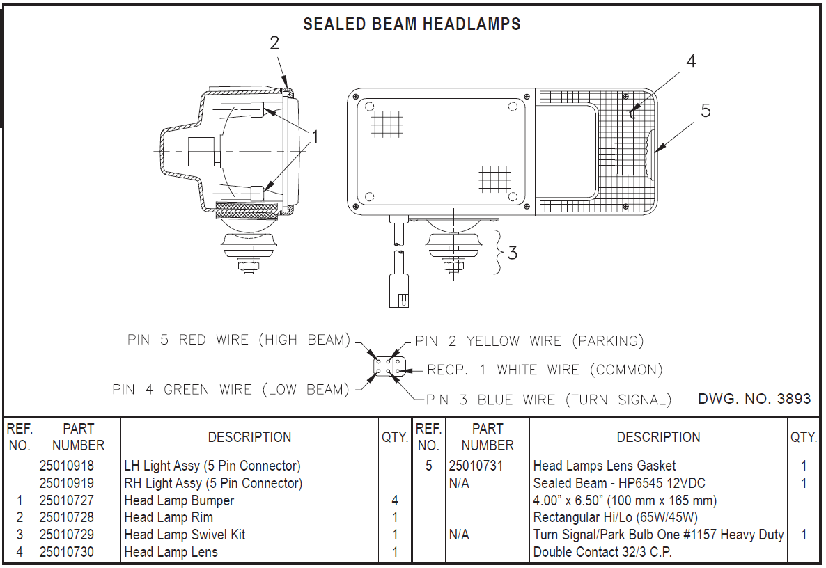 old hiniker lights?resize=665%2C458 meyers light wiring diagram for dodge trucks wiring diagrams for Fisher Plow Light Wiring Diagram at bayanpartner.co