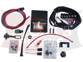 Msc Boss Rt3 Sh2 Smart Hitch 12v Universal Wiring Kit