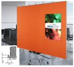c) LX7000 Architectural Framed Pinboards
