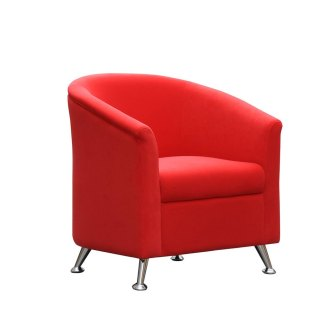 Opera Tub Chair Red Single