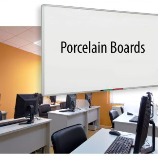 PORCELAIN Whiteboards Delivered to Your Door