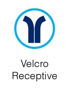 velcro receptive