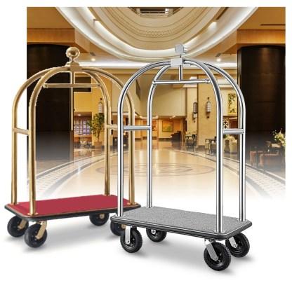 birdcage trolley