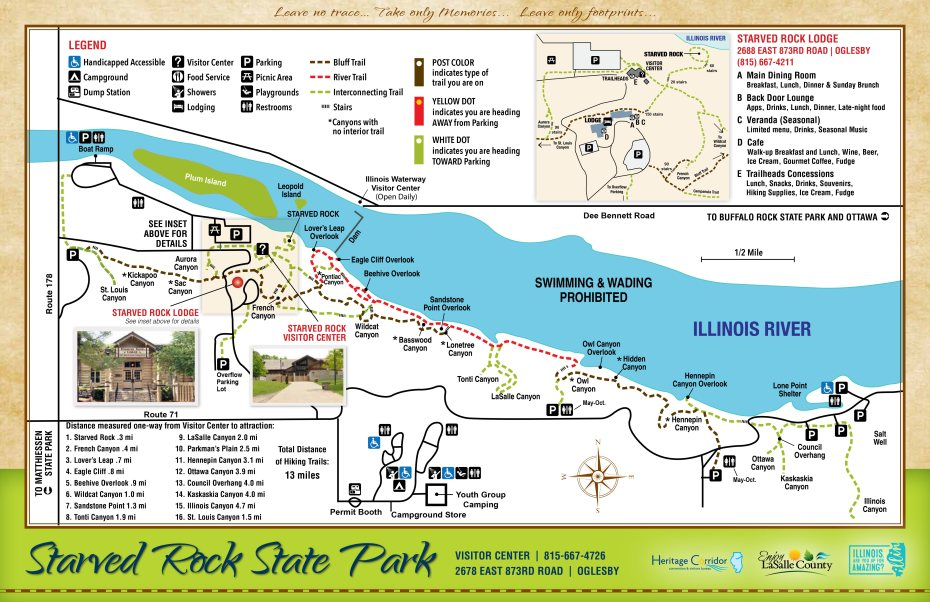 Starved Rock State Park – Stormy Adventures