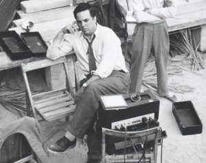 Alan Lomax in Galizia