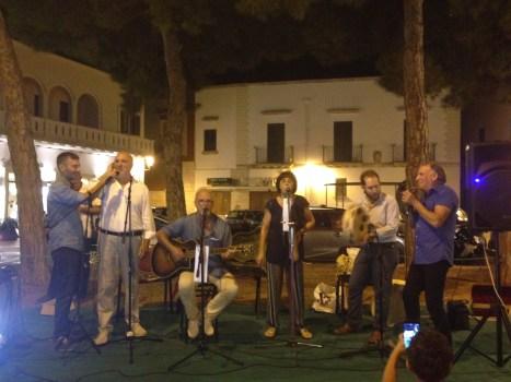 Gruppo Radici - Alliste 28/08/2018
