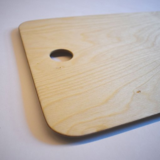 Plywood Serving Board