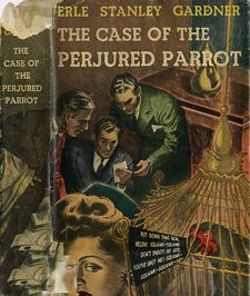 Image result for the case of the perjured parrot